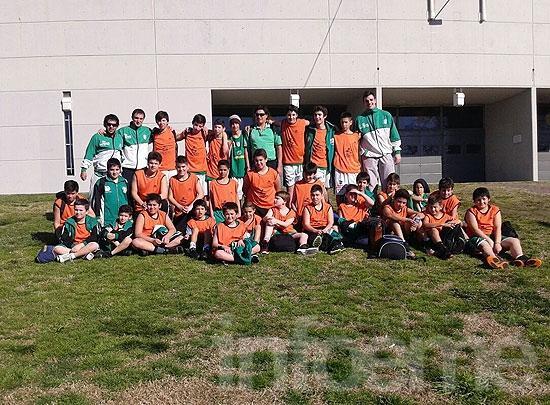 Equipos juveniles de Pueblo Nuevo compitieron en Mar del Plata