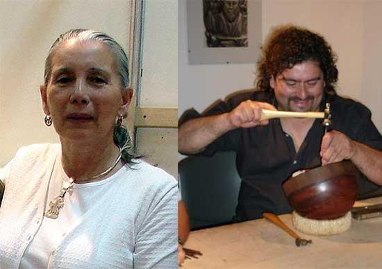 El Fondo Nacional de las Artes reconoció a artesanos locales