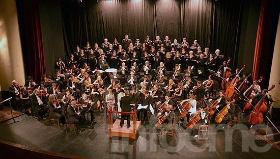 Concierto de la Sinfónica a beneficio del CEAT Nº 1