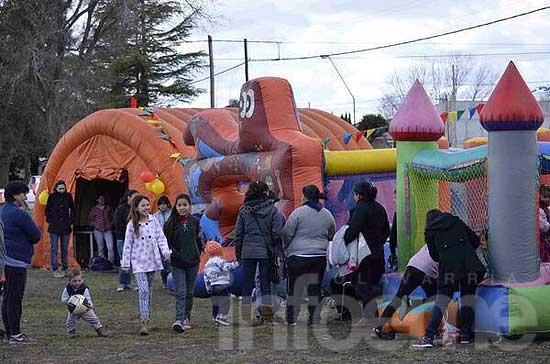 Se suspendió la Fiesta del Día del Niño en Sierra Chica