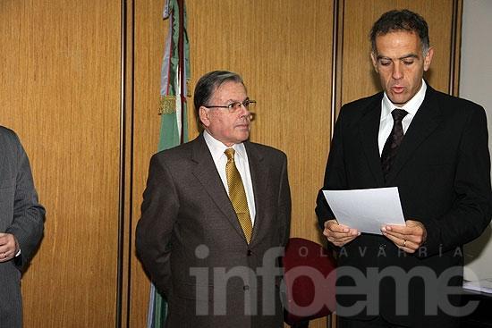 Volante integra el Consejo de la Magistratura bonaerense