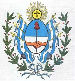 La verdadera historia del escudo del Partido de Olavarría