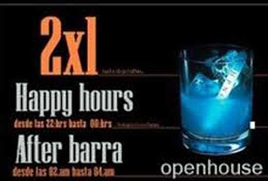 No más 2x1: la Provincia busca terminar con las promociones para la venta de alcohol en bares y boliches