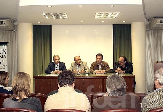 Presentaron en Buenos Aires la Expo Olavarría 2014