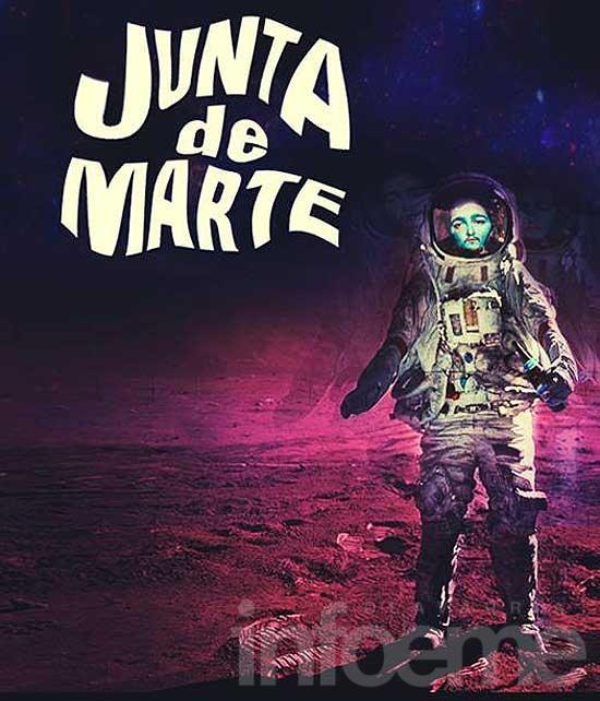Recital de Junta de Marte
