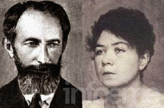 Homenaje a Alfonsina Storni y Horacio Quiroga
