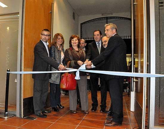 Se inauguró la 23º muestra Libros en Olavarría