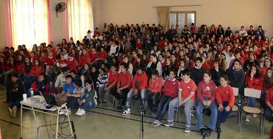 Sergio Levin ofrecerá charlas de seguridad vial en Fátima y San Antonio