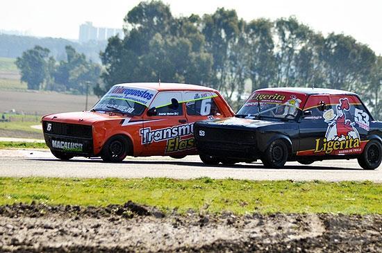Melian y Stracquadaini triunfo y la punta del campeonato