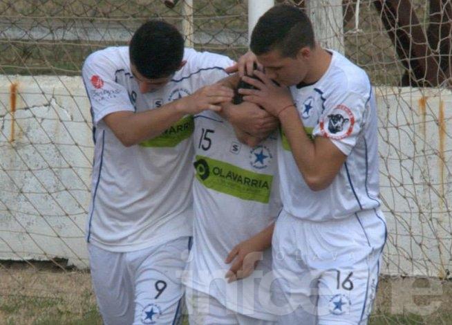 """Debut y victoria para el """"Oveja"""" Suárez"""