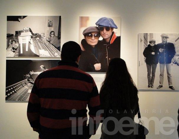 Casi 7000 personas ya visitaron la muestra de Lennon