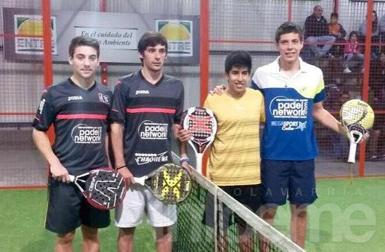 Chingotto cayó en San Nicolás pero ingresó al top ten de la AJPP