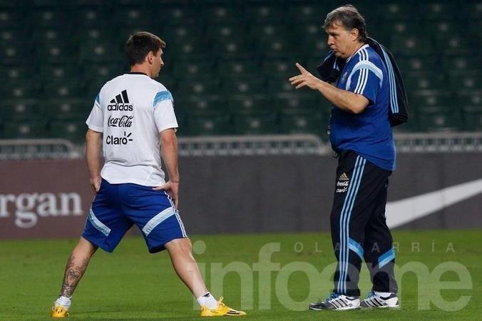 """Martino: """"Si fuera Messi, ya habría dejado la Selección"""""""
