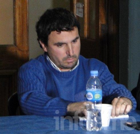 """El """"Chaira"""" presentó a Mario Giacomaso como presidente"""