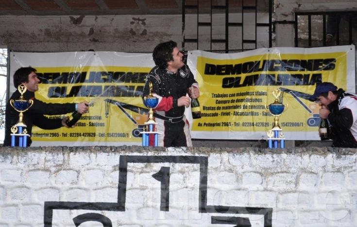 Mentasty es el nuevo líder del campeonato de la Promocional
