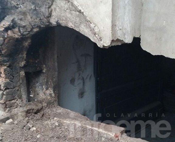 Boqueteros robaron cubiertas a un transportista en Loma Negra