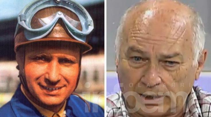 A 20 años, inhuman los restos de Fangio por un pedido de ADN
