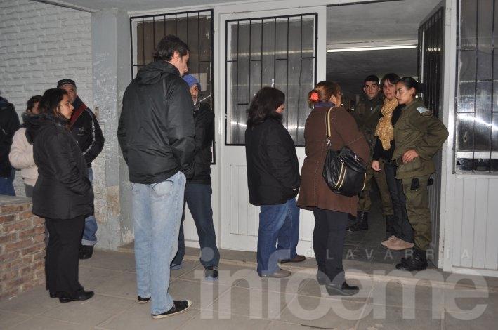 #OlavarríaVota2015: más de 600 efectivos afectados a la seguridad