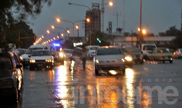 Continúa el alerta meteorológico por fuertes tormentas
