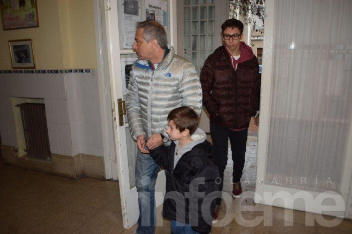 """José Eseverri: """"El recuento va a ser muy lento y tardío"""""""
