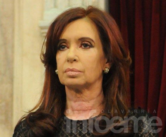 "Cristina Kirchner: ""Es evidente que hubo una campaña sucia"""