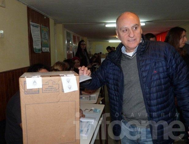 """Mario Cura: """"Es un día de fiesta para los ciudadanos"""""""