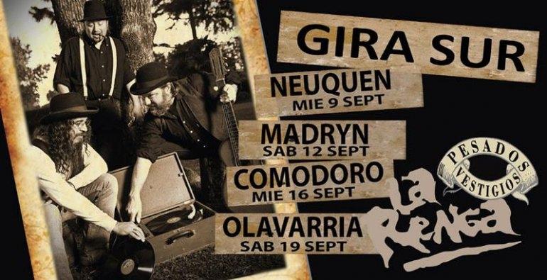 Es oficial: La Renga estará en Olavarría en septiembre