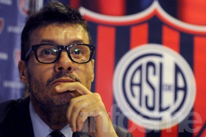 AFA: Tinelli recibió el apoyo de los principales clubes argentinos