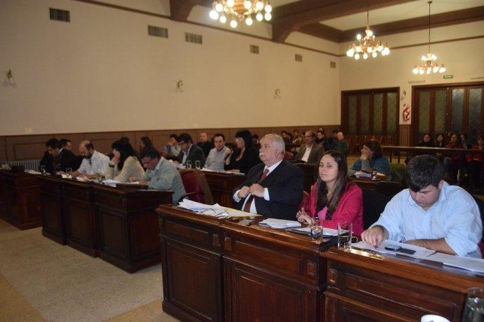 Tras las PASO, vuelve a sesionar el Concejo Deliberante
