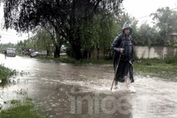 Cesó el alerta por lluvias intensas en Buenos Aires, Santa Fe y Entre Ríos