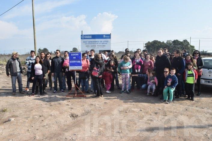 El municipio se adelantó al reclamo y las escrituras del Pikelado llegarán a Olavarría