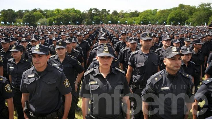 La Corte Suprema debatió sobre la sindicalización policial
