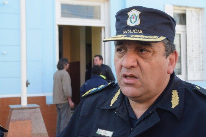 """Alvarado: """"Me dijeron hay que desafectar a tal efectivo y eso es lo que hicimos"""""""