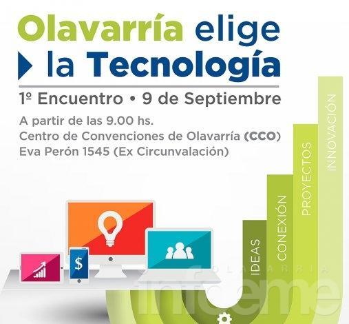 En septiembre llega una jornada sobre tecnología
