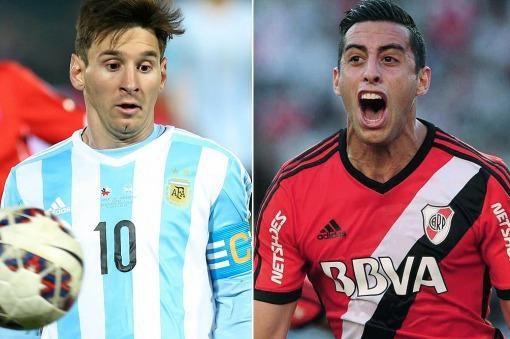 Messi y Ramiro Funes Mori, entre los destacados de la lista para EEUU