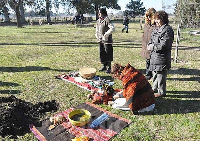 Se realizará la ceremonia de celebración de la Pachamama