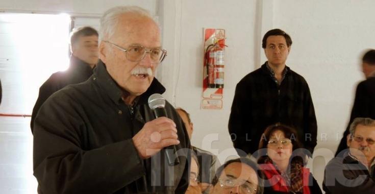 Murió el ingeniero Armando Guenzatti