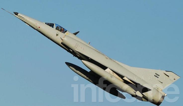 """Atribuyen """"las explosiones"""" a aviones de Fuerza Aérea"""