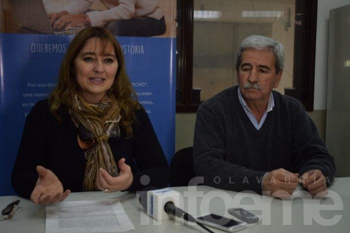 """Autoridades de PAMI presentaron el programa """"Tu Historia, tu derecho"""""""