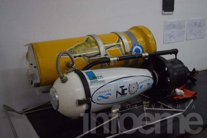 Prototipo de Ingeniería será utilizado para exploración de la plataforma submarina del país