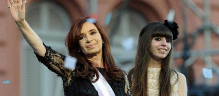 Cristina Kirchner se convertirá este sábado en abuela por segunda vez