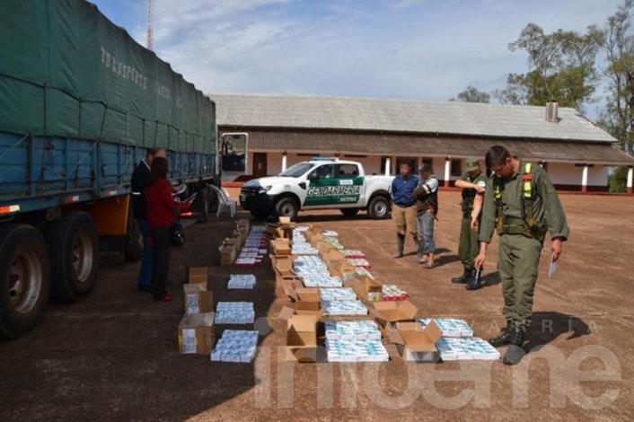 Secuestran en Corrientes casi 400 celulares que venían a Olavarría