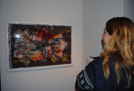 Recepción de obras para el Salón Eva Perón