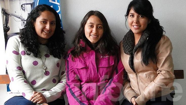 Estudiantes latinoamericanas investigan en Ingeniería