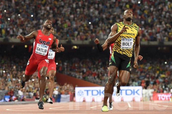 Usain Bolt confirmó su reinado en los 100 metros