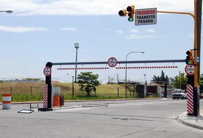 Puente Sarmiento: analizan realizar una nueva obra