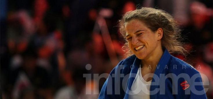 Paula Pareto y otra actuación para la historia: es la nueva campeona mundial de judo