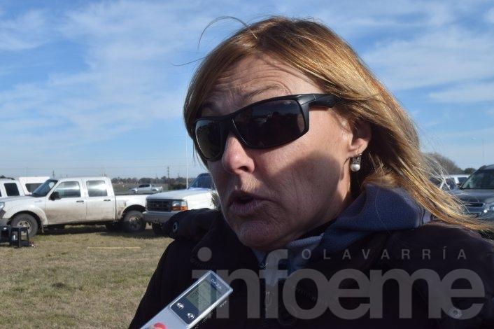 """Norma Urruty: """"No esperamos ninguna solución por parte de este gobierno"""""""