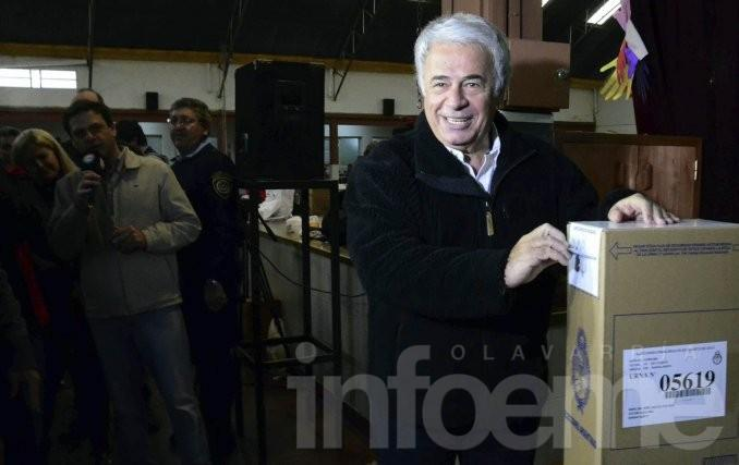 """De la Sota pide """"veedores de la OEA"""" para las elecciones de octubre"""