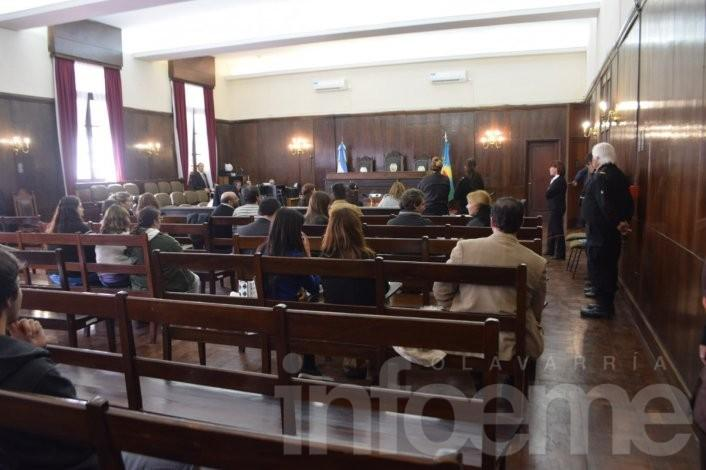 Comenzó en Azul el primer juicio por jurados de la región